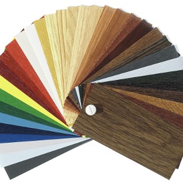 Gama de culori tamplarie PVC. Poza 1